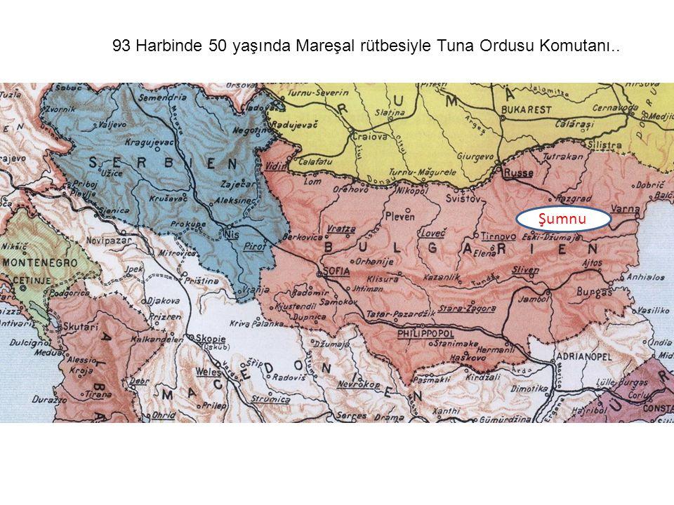 1878 Berlin Konferansında Heyet Başkanı Karatodori Paşa'dan sonra ikinci adam… Bismark, Mehmed Ali Paşa'dan nefret edecektir.