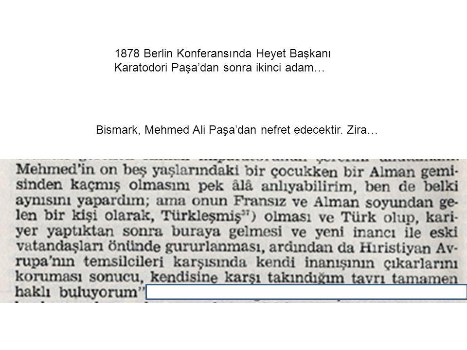 Berlin Konferansında Arnavut Bölgelerinin Karadağ'a verilmemesi için Mücadele etti.