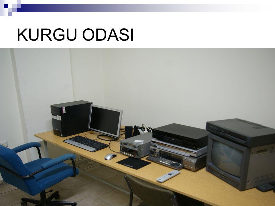KURGU ODASI