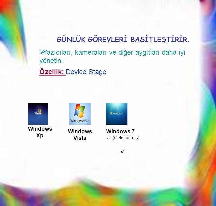 YYazıcıları, kameraları ve diğer aygıtları daha iyi yönetin. Windows Xp Windows Vista Windows 7  + (Geliştirilmiş)  GÜNLÜK GÖREVLERİ BASİTLEŞTİRİR