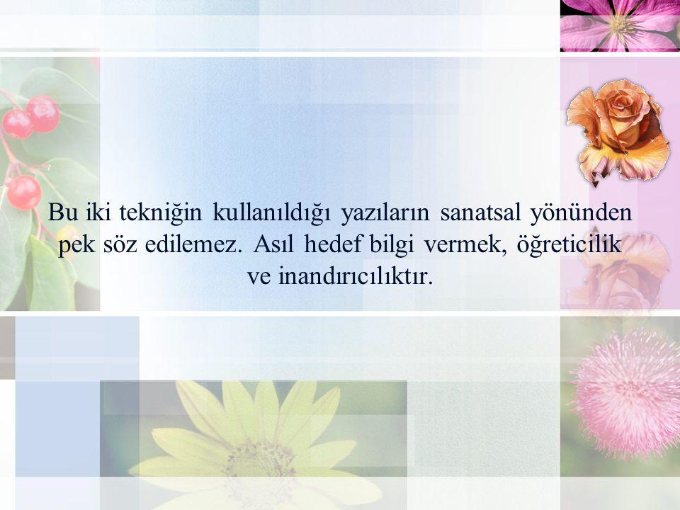 ÖRNEK SORU: Ankara, tarihin şaşırtıcı terkipleriyle doludur.