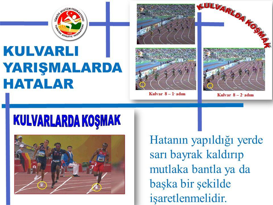 KURAL 183.3 Sırıkla Atlama yarışmalarında sporcuların eldiven kullanımına izin verilecektir.