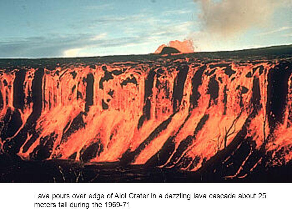 Base sörc çökeller : Base sörcler genelde mağma ve suyun patlamalı girişimi sonucunda gelişir.