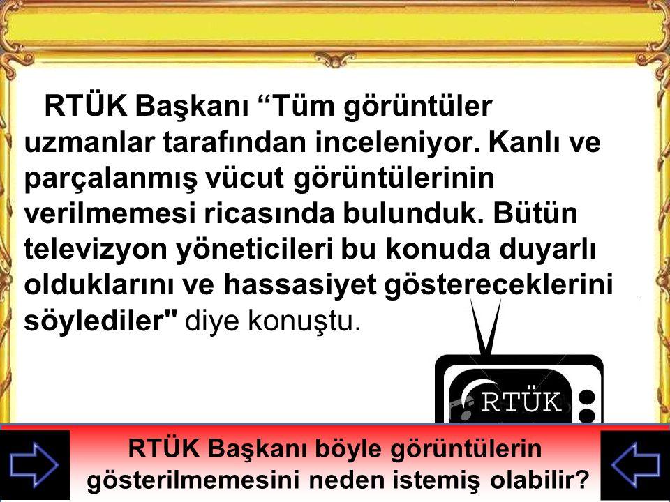 Vatandaşlar, Türk aile yapısına ve ahlak anlayışına zarar veren programların kaldırılmasını istiyor. ''Alo RTÜK'' şikayet hattını arayan vatandaşlar,