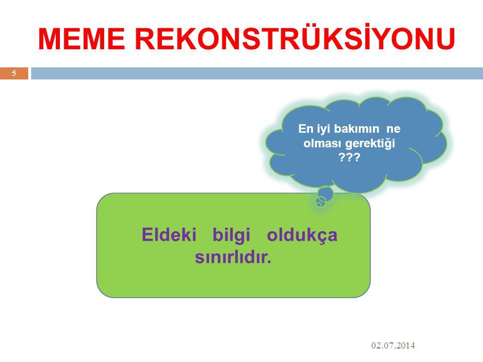 POSTOPERATİF DEĞERLENDİRME 02.07.2014 46 Postoperatif dönemde önem taşıyan konular;  Sütür ve yara iyileşme değerlendirilmesi için izlem  Randevu tarihleri,  izlemde yazılı yönergeler,  bakımda destekleyici-eğitici rolün devam ettirilmesi,  Yeterli dinlenme ile önceki yaşama çabuk dönme ve olası sorunları önlenmesi,  Ev işinde yardım alınması  Destek sistemlerinin belirlenmesi postoperatif dönemde büyük önem taşır.