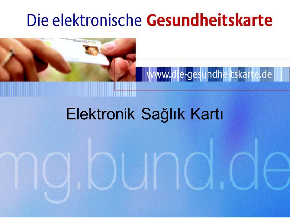 Elektronik Sağlık Kartı