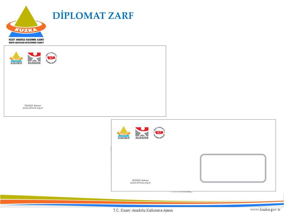 T.C. Kuzey Anadolu Kalkınma Ajansı www.kuzka.gov.tr ÖRNEK GÖRÜNÜRLÜK UYGULAMALARI
