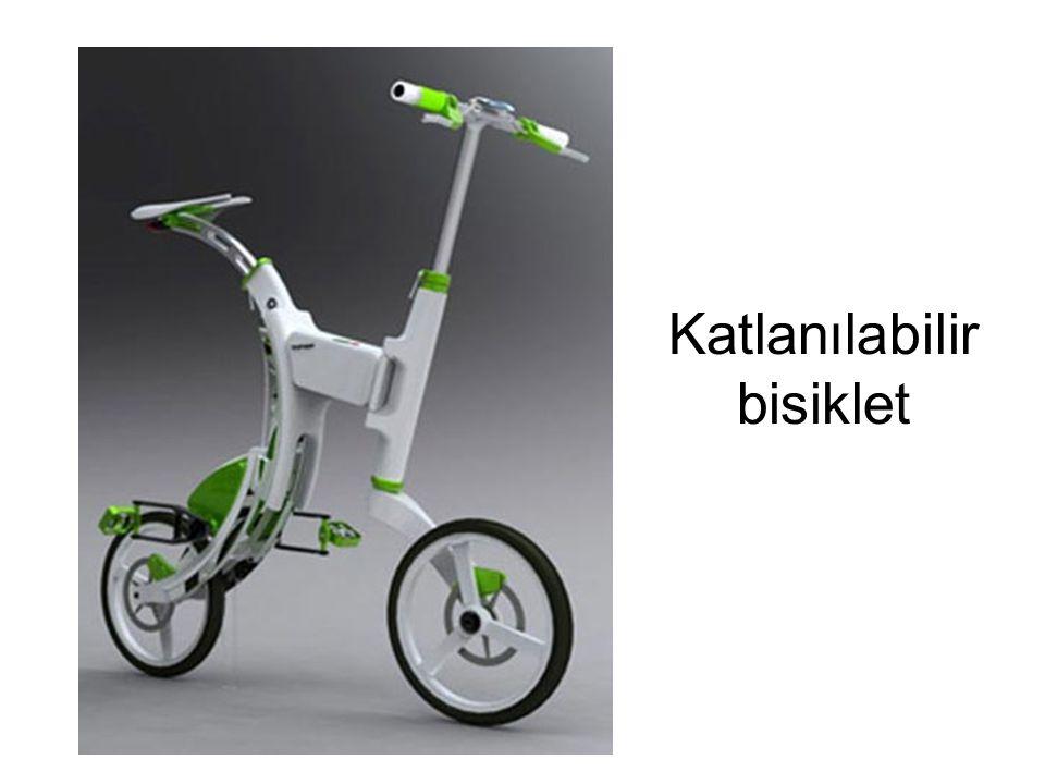 Katlanılabilir bisiklet