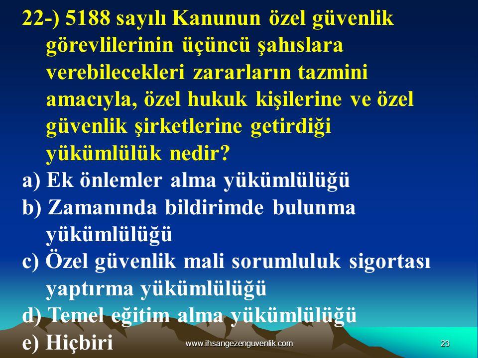 24www.ihsangezenguvenlik.com 23-) Suni solunum ne zamana kadar yapılır.