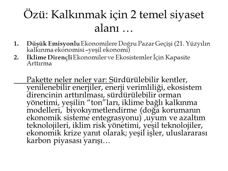 • Türkiye'de iklim değişikliğine bağlı olarak meydana gelen sellerin neden olduğu maddi kayıplar, deprem hasarlarına yaklaştı.