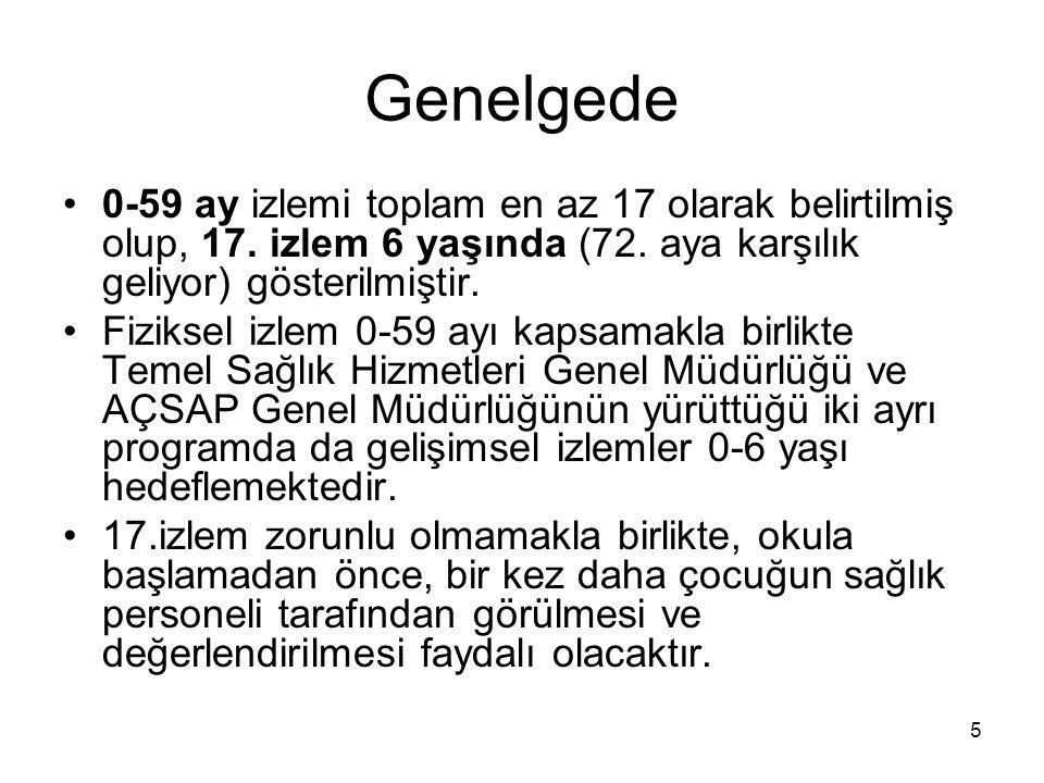 46 Bebeği muayene edin (Yenidoğan Refleksleri) •1.