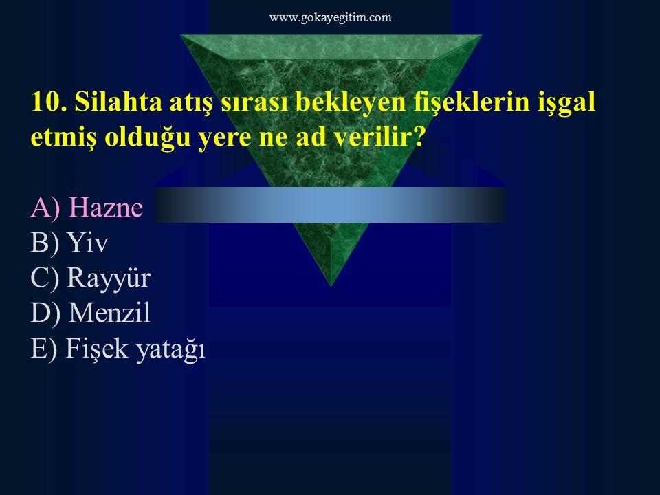 www.gokayegitim.com 11.
