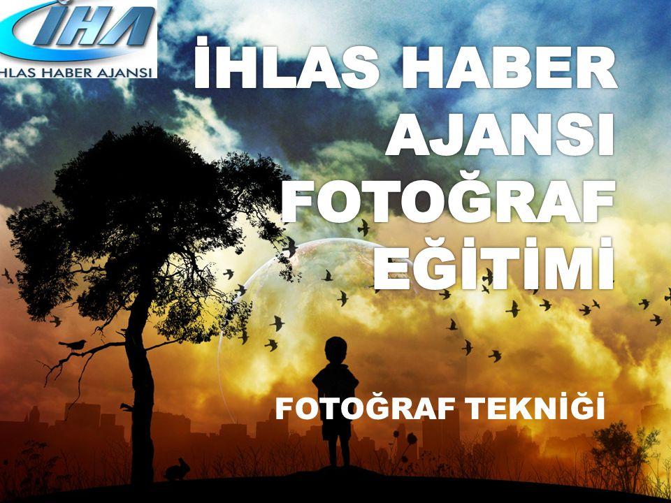 FOTOĞRAF TEKNİĞİ