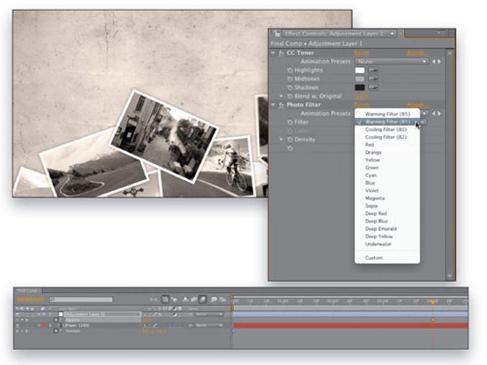Asama 13 • Katman> Yeni> Ayarlama Katmanı, sonra Effect> Renk Düzeltme> CC Toner gidin ve bir orta griye Midtones örneği ayarlayın.