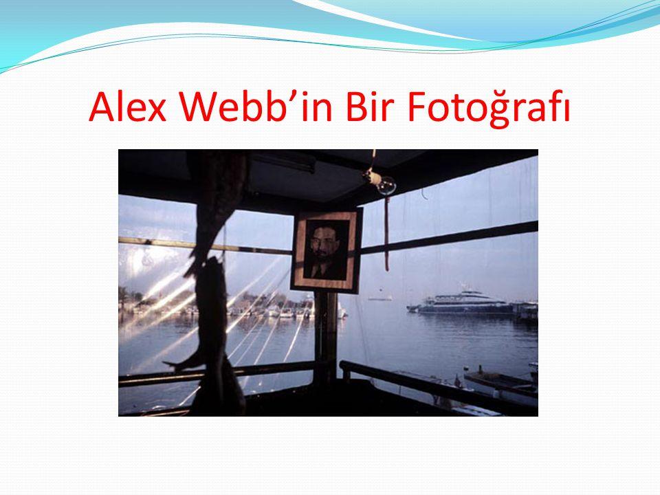 Alex Webb'in Bir Fotoğrafı