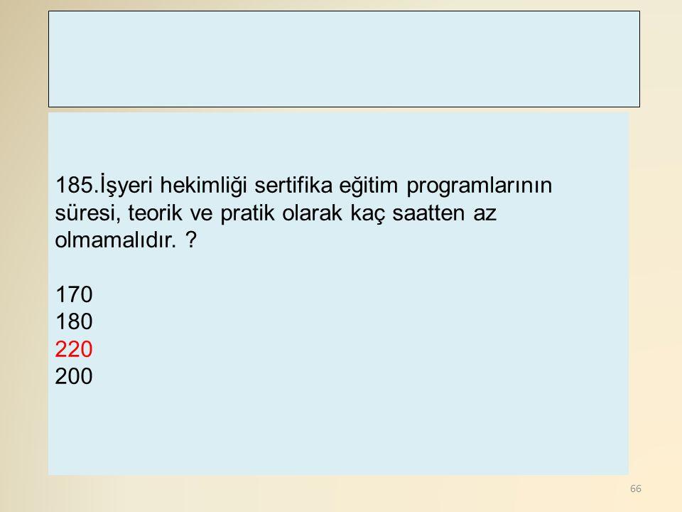 67 186.Aşağıdakilerden hangisi Türk Tabipleri Birliği'nin yürüttüğü faaliyetler arasında yer almaz.