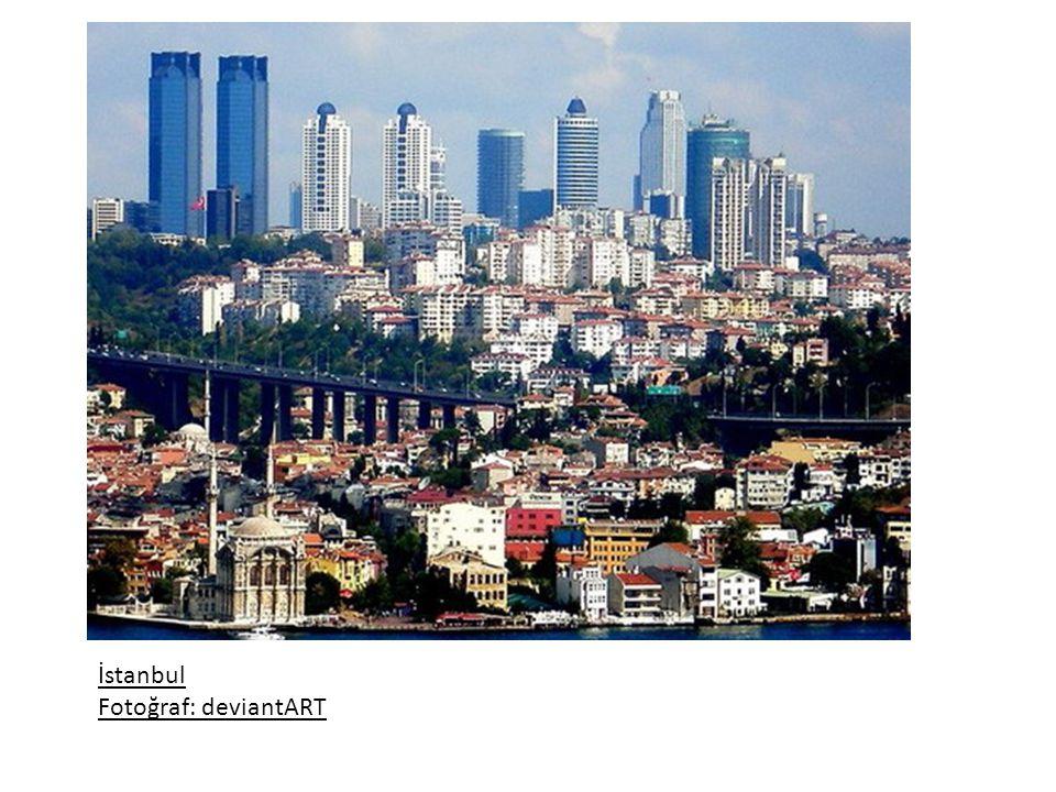 İstanbul Fotoğraf: deviantART