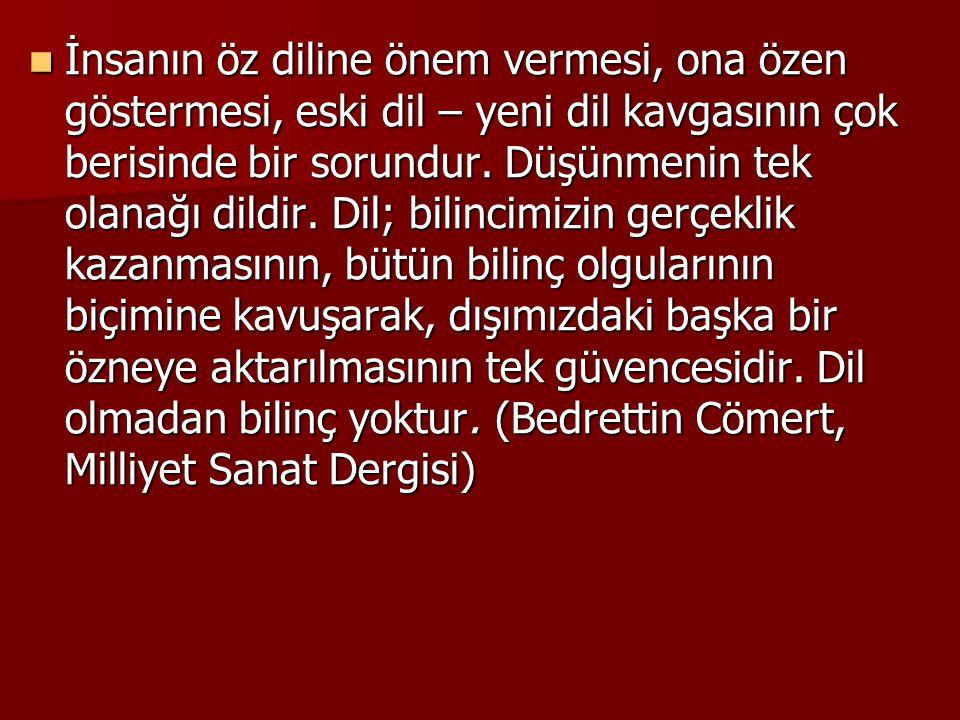 İşte açıklama örneği paragraflar:  Kemal Bilbaşar, ilk romanını 1943 yılında yayımlamış ise de roman türündeki çalışmalarını 1960 yılından sonra yoğu