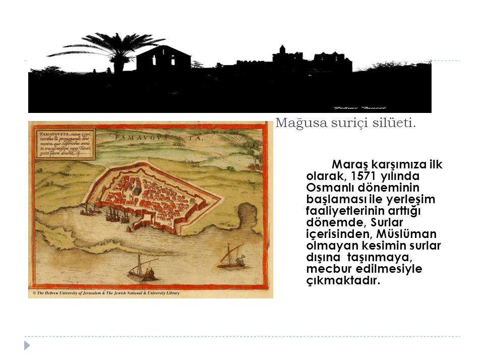 Lusignan( Lüzinyan, Frankish) Dönemi  Liman Gelişimi Hız Kazandı.