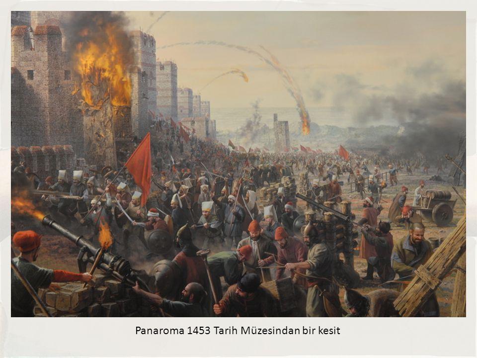 Panaroma 1453 Tarih Müzesindan bir kesit