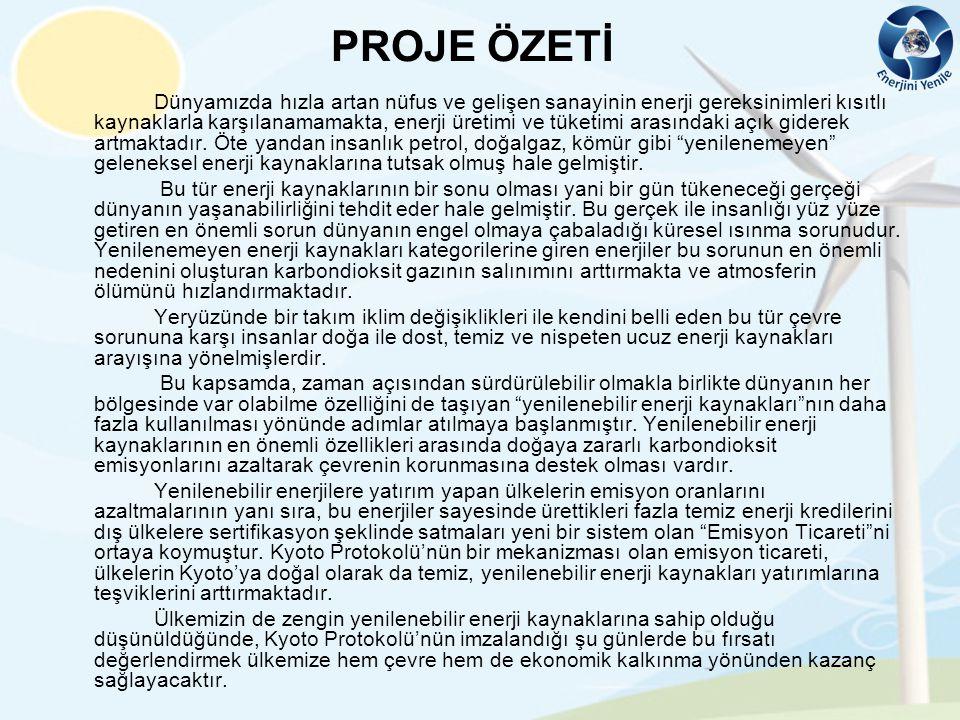 •-Danışma ve Denetim Birimleri •Teftiş Kurulu Başkanlığı •Araştırma, Planlama ve Koordinasyon Kurulu Başkanlığı •Hukuk Müşavirliği •Bakanlık Müşavirleri •Basın ve Halkla İlişkiler Müşavirliği ENERJİ VE TABİİ KAYNAKLAR BAKANLIĞI'NIN EMİSYON TİCARETİ UYGULAMALARI Türkiye'de emisyon ticareti uygulamalarına özel sektör açısından bakıldığında çok az bilgiye sahip oldukları görülmekte ve az sayıda firmaların uygulamalarıyla tecrübe sahibi oldukları görülmektedir.