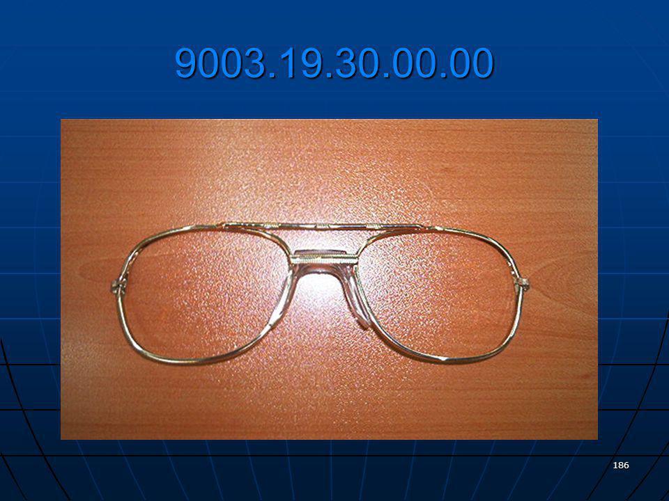 Adi metalden mamul gözlük çerçevesi 185