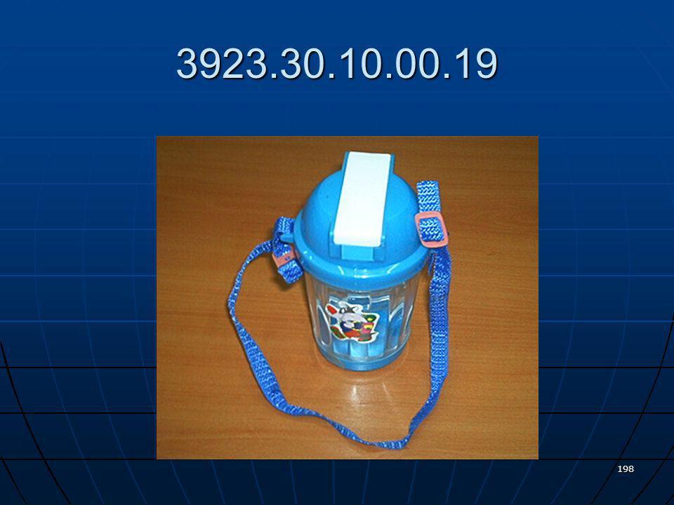 Plastikten mamul askılı su matarası 197