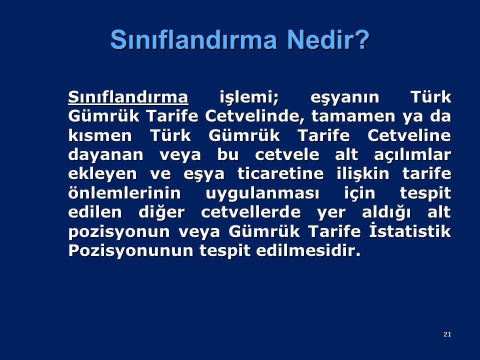  Türkiye tarafından tek taraflı olarak bazı ülkeler, ülke grupları veya toprak parçaları için tanınan tercihli tarife uygulamalarını,  İthalat vergi