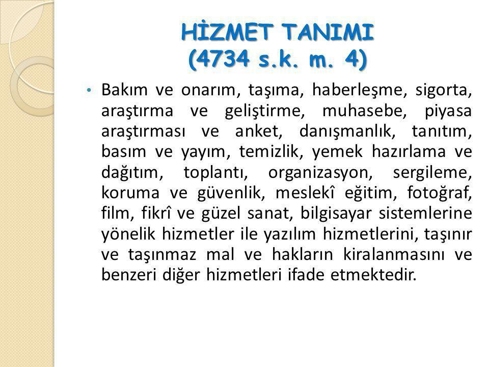 İHALEYE KATILIMDA İSTENECEK BELGELER-3 (Yön.m.