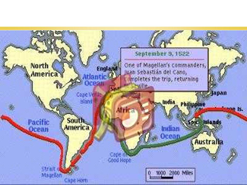 21 Dünya'yı Dolaşan İlk Denizci Macellan