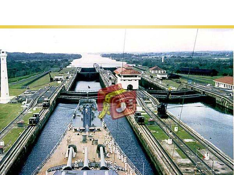 54 Panama Kanalı