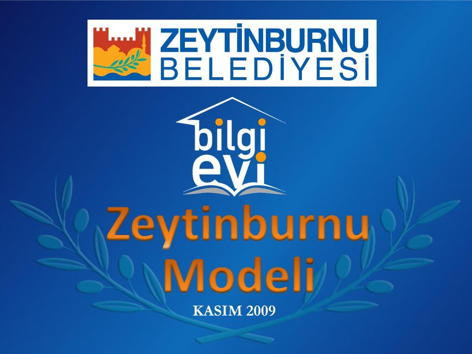 Türkiye'de ilk defa belediye web sitesindeki Bilgi Evi linkinde, çalışmalar, faaliyetler, faaliyet yönergeleri gibi kurumsal çalışma programı kamuoyunun istifadesine sunulmuştur.