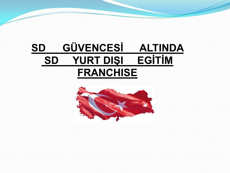 SD yurt dışı eğitim, bugüne kadar verdiği yurtdışı eğitim hizmetlerini Türkiye geneline franchising sistemine taşımak için oluşturduğu bir markadır.