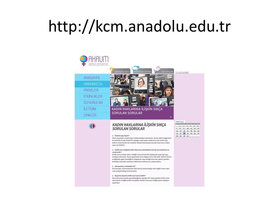 http://kcm.anadolu.edu.tr
