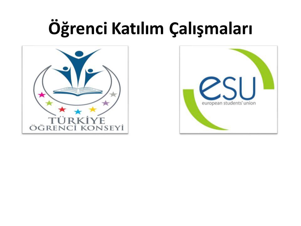 Öğrenci Katılım Çalışmaları