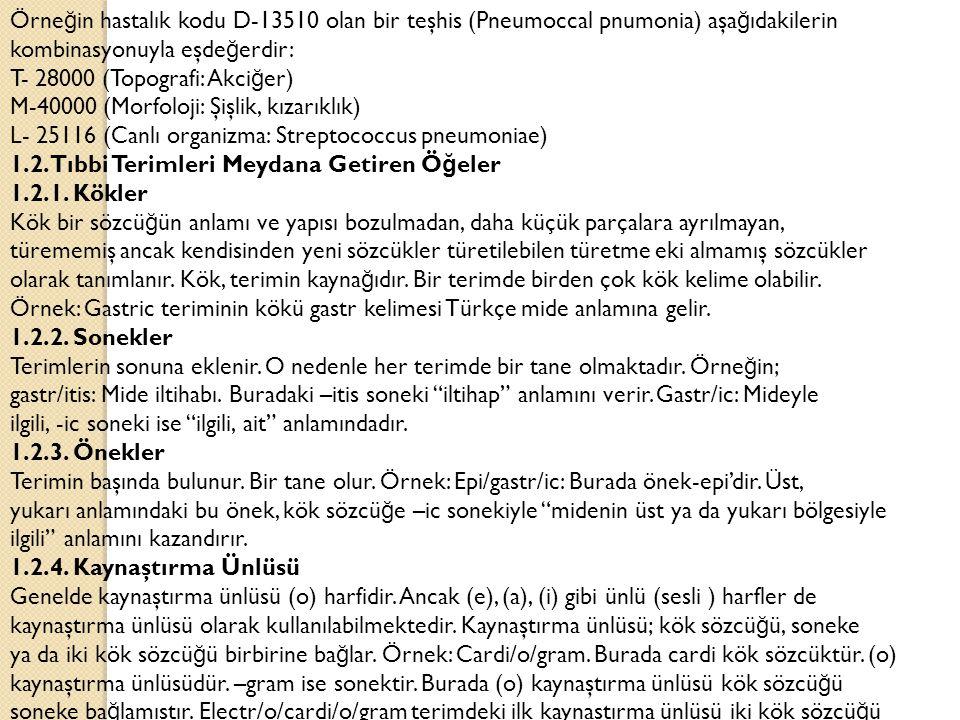 1.4.Endokrin Sistem Terimleri Endokrin sistem, içsalgı yapan organlar toplulu ğ udur.