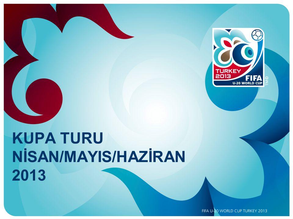GENEL BAKIŞ Saat/Tarih: Kupa Turu 20 Nisan hafta sonu Kayseri de başlayacak.