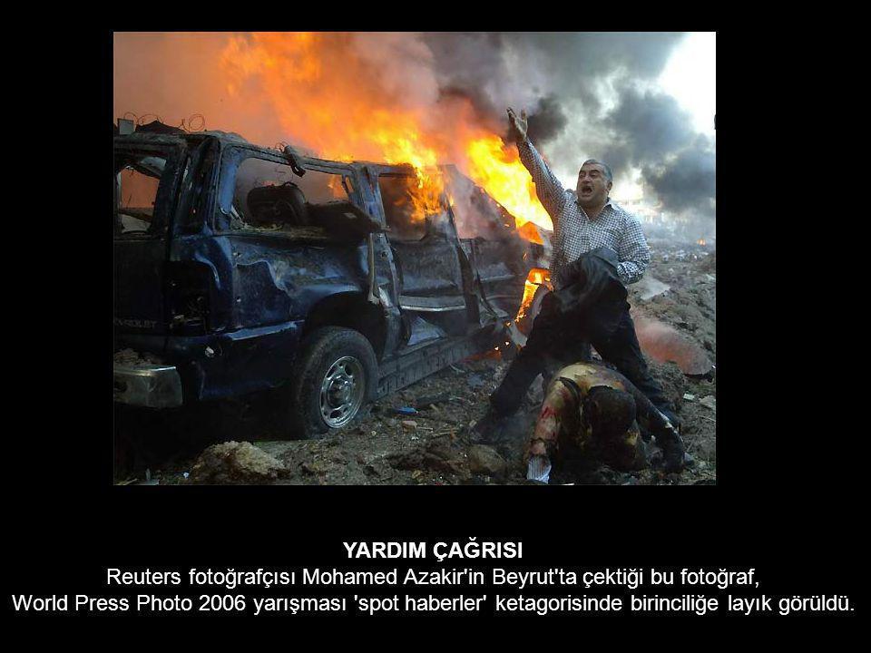 BİR GÖÇMENİN YOLCULUĞU Dönemsel hikayeler kategorisinde yılın en iyi fotoğrafı ödülü Olivier Jobard ün fotoğrafına gitti.