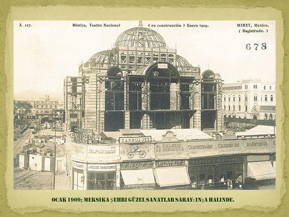 18 Nisan 1906, San Fran s isko depremi.