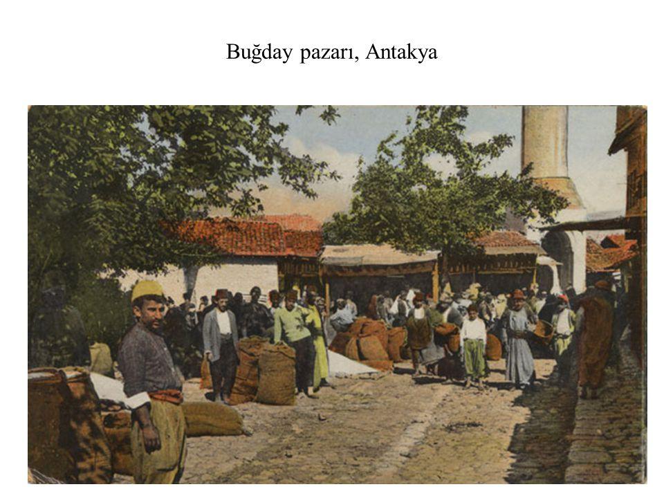 Buğday pazarı, Antakya
