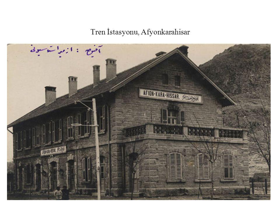 Tren İstasyonu, Afyonkarahisar