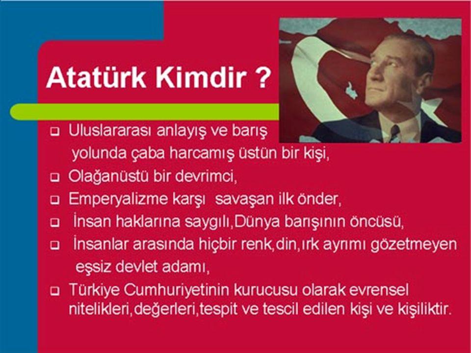 HAYATI Mustafa Kemal Atatürk 1881 yılında Selânik te Kocakasım Mahallesi, Islâhhâne Caddesi ndeki üç katlı pembe evde doğdu.