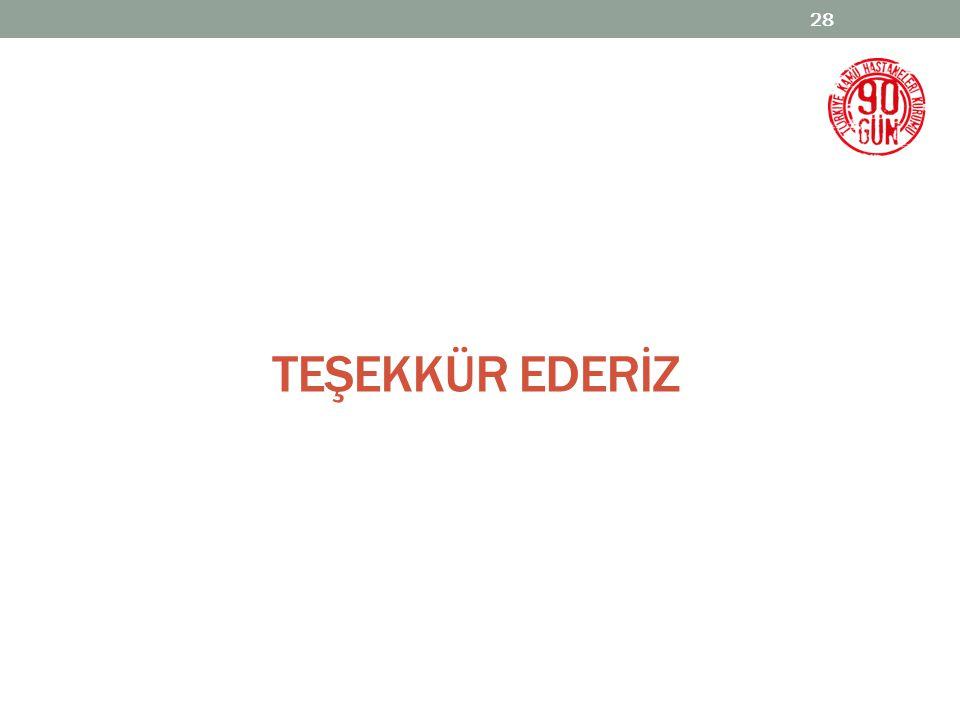 TEŞEKKÜR EDERİZ 28