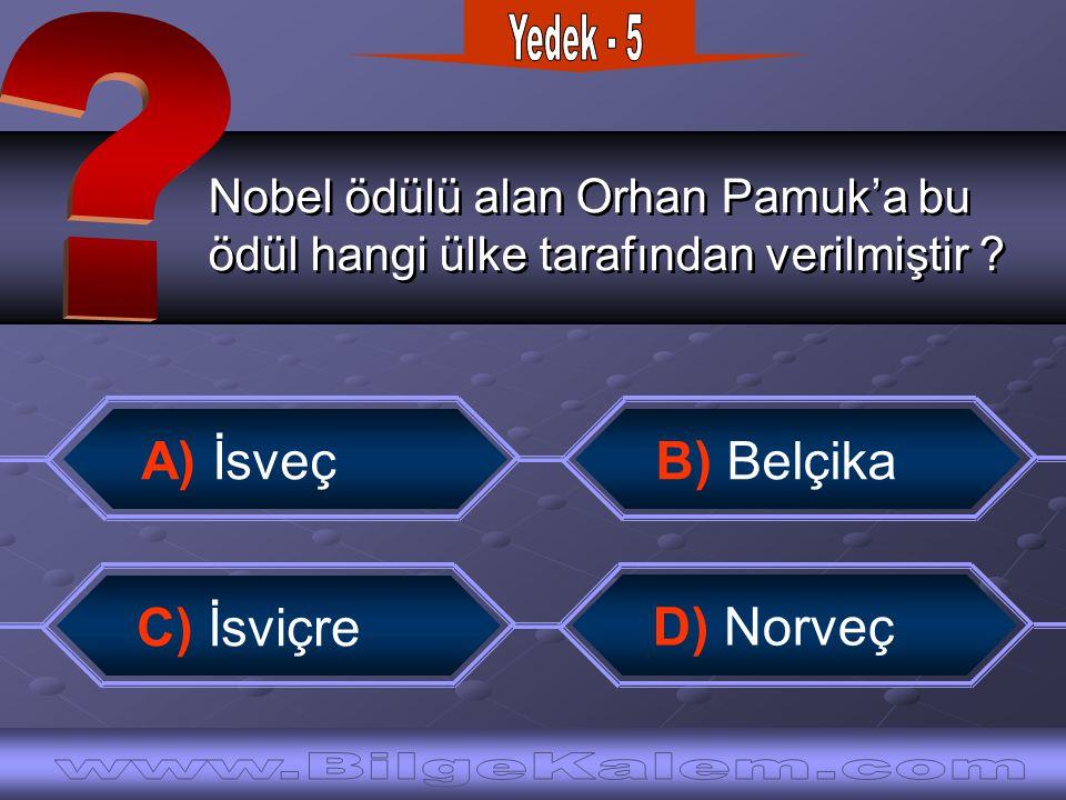 Nobel ödülü alan Orhan Pamuk'a bu ödül hangi ülke tarafından verilmiştir ? Nobel ödülü alan Orhan Pamuk'a bu ödül hangi ülke tarafından verilmiştir ?