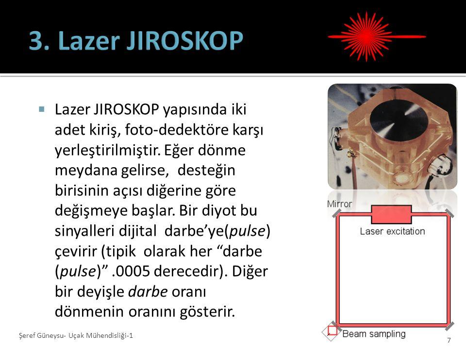  Piezo yapıdaki jiroskop, silikon-diokside(quartz) kristallerinden üretilmiştir. Bu malzemeler yapıya sürüldüklerinde dönüş oranına göre JIROSKOP sin