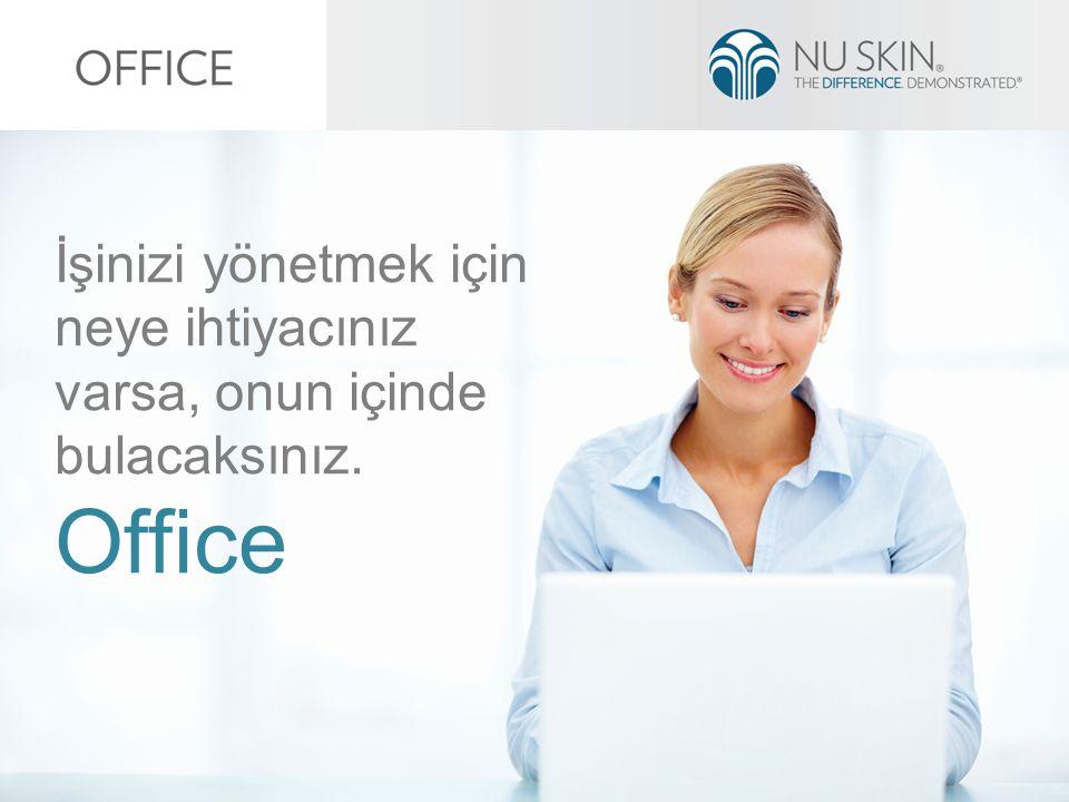 İşinizi yönetmek için neye ihtiyacınız varsa, onun içinde bulacaksınız. Office