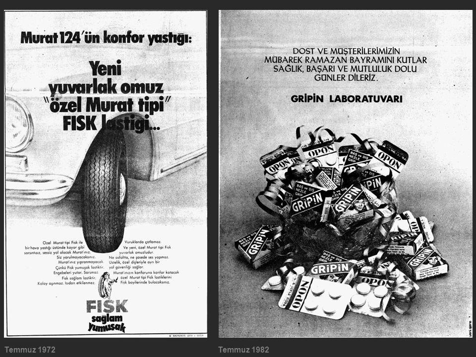 Temmuz 1972Temmuz 1982