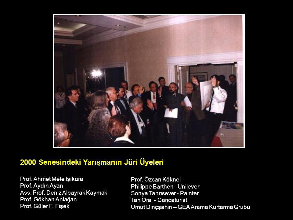 GEA olarak, 17 Ağustos 1999 Marmara Depremi'nden sonra, depremi yaşamış bölgelerde ilköğretim okulu öğrencileri için 23 Nisan 2000 tarihinde GEA&Unile