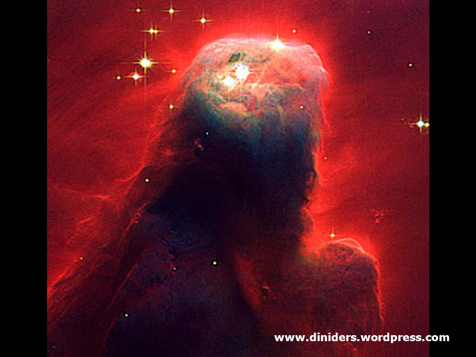 Bu karede görüntülenen 'Cone Nebula' dünyadan aya 23 milyon kez gidip gelindiğinde kat edilen yol kadar uzağımızda bulunuyor. www.diniders.wordpress.c