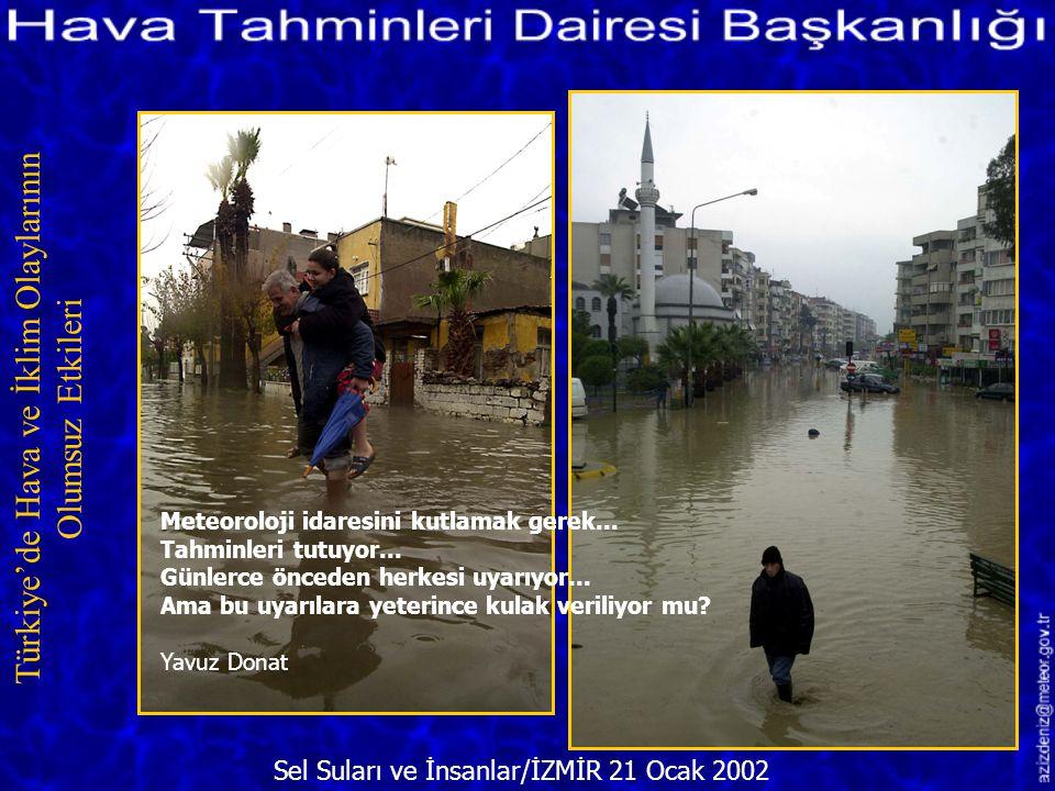 Gazipaşa'da Hortumun Verdiği Zarar/ANTALYA 16 Şubat 2001 Türkiye'de Hava ve İklim Olaylarının Olumsuz Etkileri